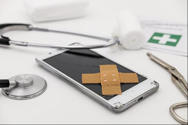 Smartphone laten repareren om hoge verzekeringskosten te voorkomen