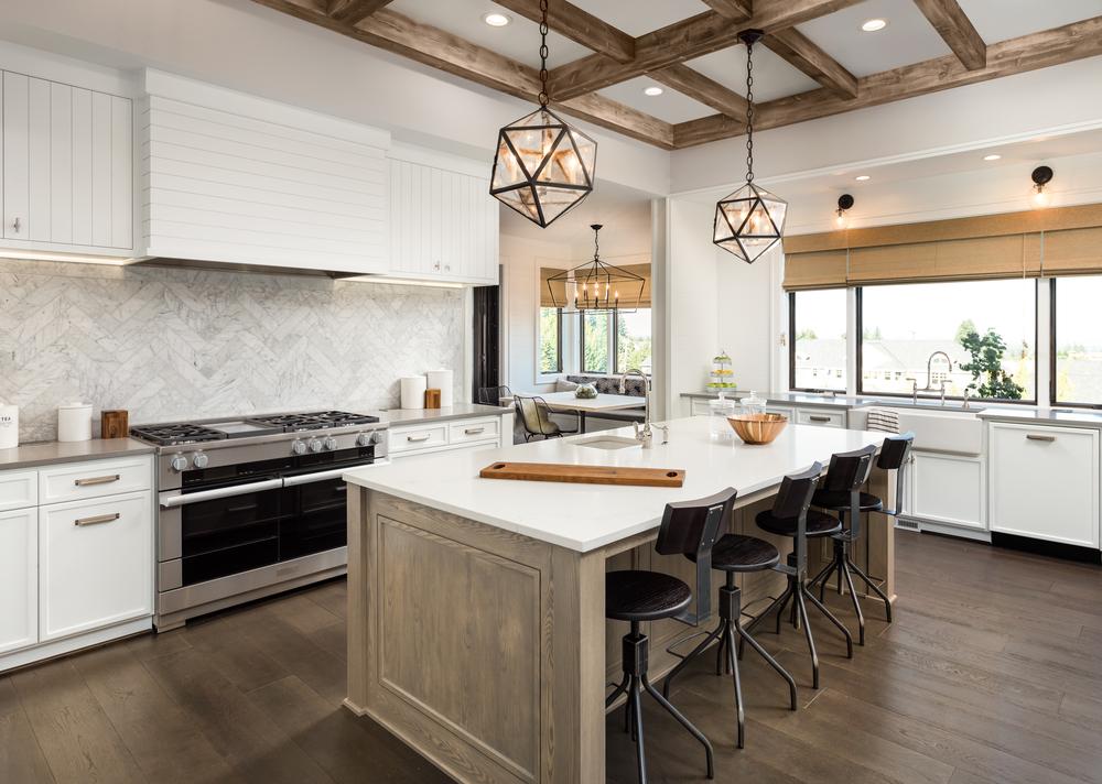 Moderne keuken voor je woning